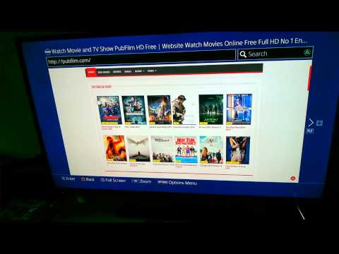 How to watch free new movies on ps4