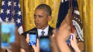 Tak Mau Diam, Obama Usir Aktivis LGBT dari Gedung Putih