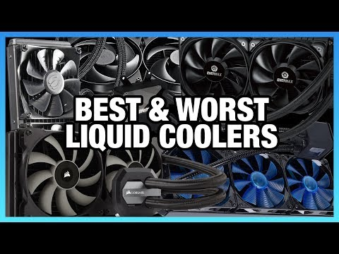 The Worst & Best Liquid Coolers of 2017 (CPU Cooler Round-Up)