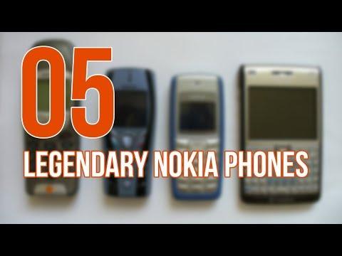 5 legendary Nokia phones Those who will never come back!