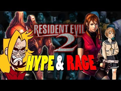 RETURN TO RACCOON CITY - Claire A: Hype & Rage Compilation
