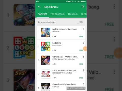 tutorial change region google playstore
