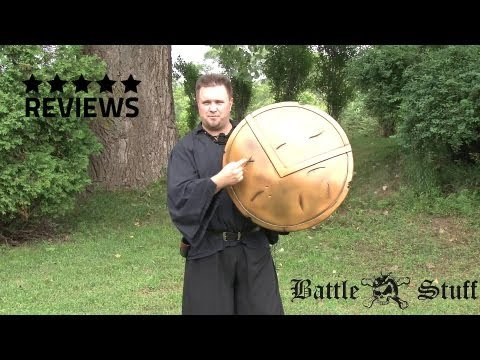 LARP Spartan Shield by Epic Armoury