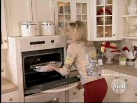 Sandra Lee - Herbed Pork Roast and Cranberry Chutney