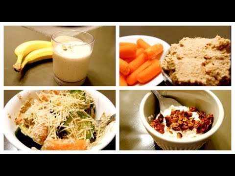 NURSE EATS: 5 simple, healthy snacks