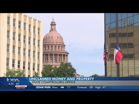 Texas sitting on $4 billion in unclaimed money