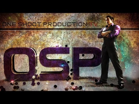 Photoshop 3d Character Photo Manipulation Tutorial | One Shoot Production TV