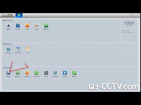 How to Add Your DVR to Smart PSS Using Its Serial Number