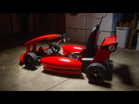 Actev Motors electric go karts for kids