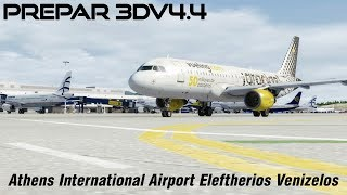 FSX [HD] - Cathay Pacific | Boeing 777-300 | Approach to Manila