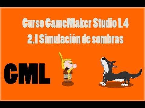 Curso de desarrollo de juegos en GameMaker: Beat'em up Parte 2.1- Simulación de sombras