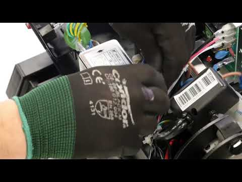 How to change the transformer on a T900A treadmill ?