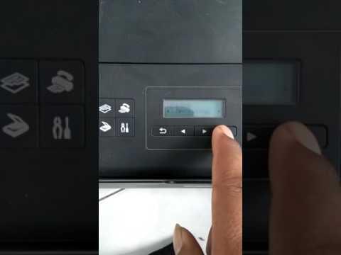 Cara Setting Bahasa di Printer Canon MX390
