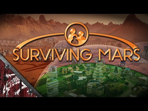 Let's Play Surviving Mars! Ep1