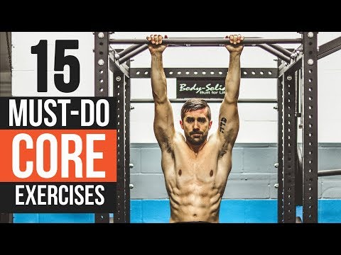 STOP DOING SIT-UPS  | 15 Must-Do Core Exercises For a STRONG Six Pack