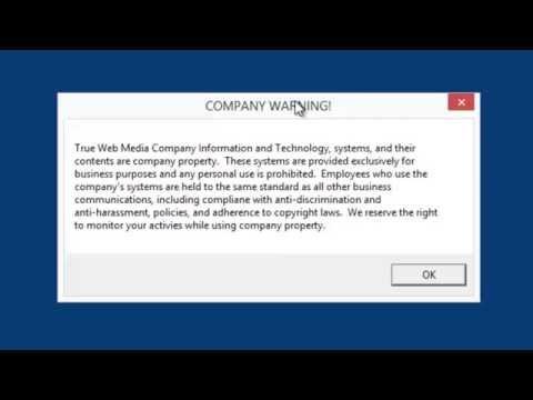 BCW 412: 10 Reasons To Monitor Employee Internet Usage (Audio ...