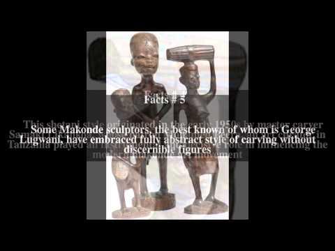 Makonde art Top # 8 Facts