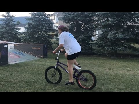 MY MOM HITS THE RAMP! And Some Memes With The Dudes!