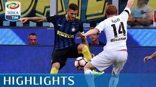 Inter - Palermo 1-1 - Highlights - Giornata 2 - Serie A TIM 2016/17