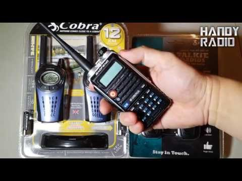 Two Way Radio Buying Guide: PMR446 Licence Free Walkie Talkies FRS/GMRS/LPD