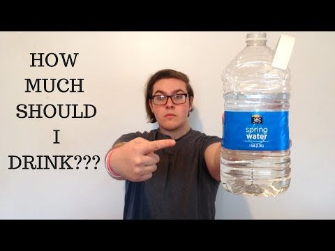 How Much Water Should You Drink On A Water Fast??? | Simple And Easy Answer
