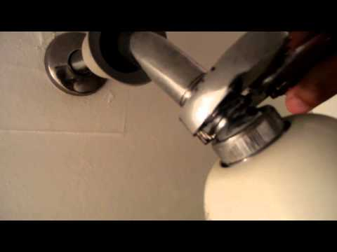How to install a handheld shower head - Don't pay the plumber!