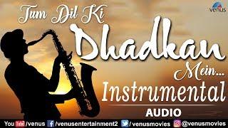 Instrumental - Tum Dil Ki Dhadkan Mein | Dhadkan | Saxophone - Manohari Singh | Best Romantic Song