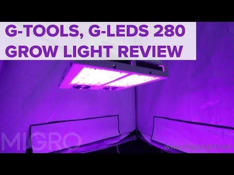 G-leds 280 by G-Tools test and review