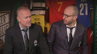 "Men in Blazers: ""Soccer is the perfect internet sport"""