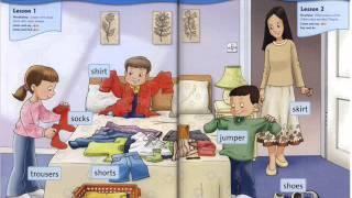 Download first friends 1 class book - susan lannuzzi - lesson 18 Video