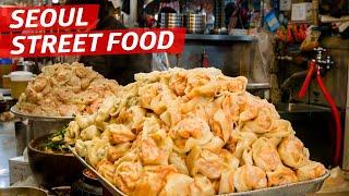 Download A Korean Street Food Crawl at the Legendary Gwangjang Market — K-Town Video