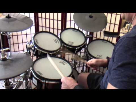 Roland TD30 KV Overview and Drum Kit Samples