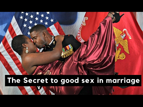 The secret to the best sex in marriage (Marine Family Vlogs) #58 || A Purpose Driven Wife