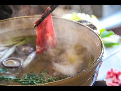 Shabu Shabu Recipe - Japanese Cooking 101