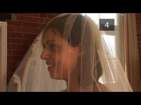 How To Pick A Wedding Veil