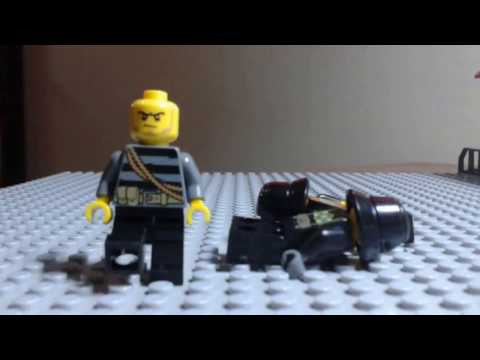 Lego police S.W.A.T (parte 3)