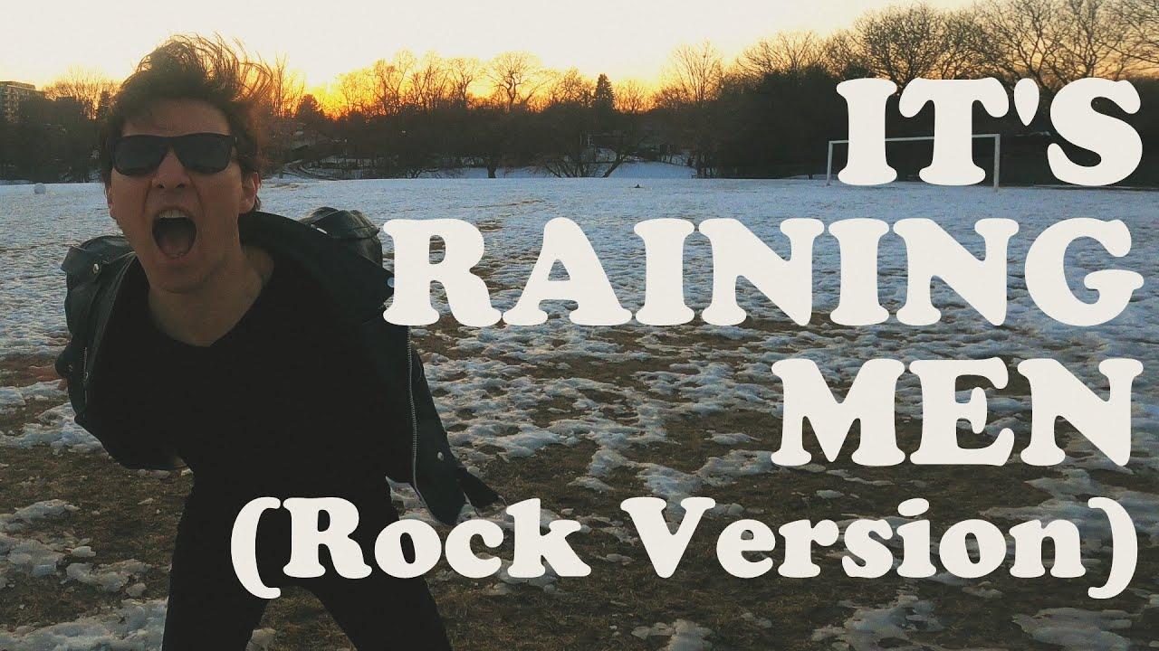 Raining Men - The Rock
