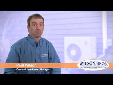 A Ductless AC System: The Basics & Benefits