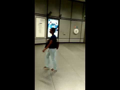 Westminster station -London