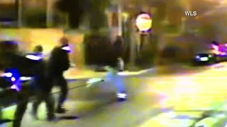 Video shows Ronald Johnson Chicago police shooting