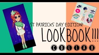 MSP ~ ST  PATRICKS LOOKBOOK !!!~ Collab with Prinduplayzx ~