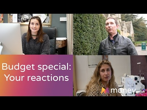 2017 Budget Special: Your Reactions