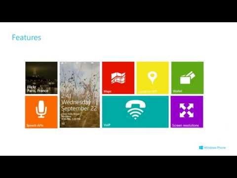 Building Apps for Windows Phone 8