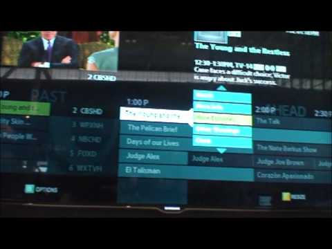 Cablevision's Optimum App for Samsung Smart TVs