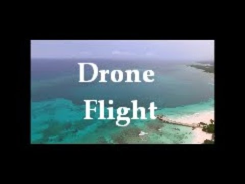 Flying My Drone...in JAMAICA !