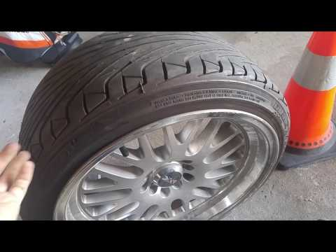 What to look for when buying used rims?