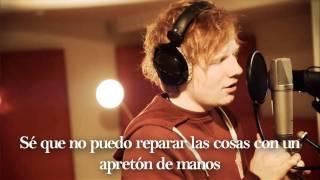 Drunk - Ed Sheeran - Subtitulada al Español