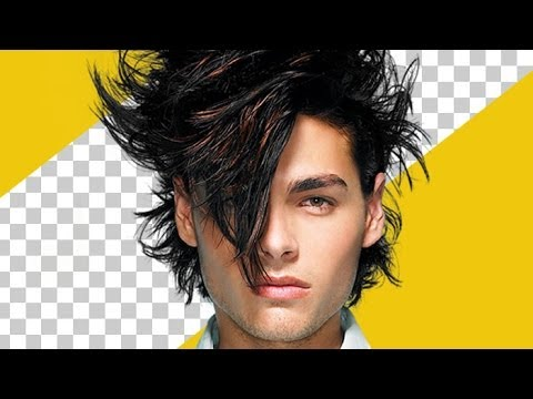 How to Cut Out Hair Smoothly in Photoshop