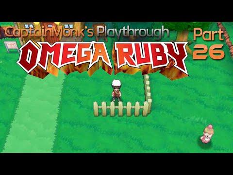 Pokémon ORAS Playthrough - Part 26: Route 123!
