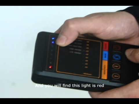 Ues Manual:Anti-Spy RF Wireless Bug Detector HS-007Plus